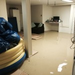 Foster Citybasement-flood-damage-repair